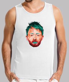 Thom Yorke sin mangas