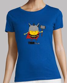 THOR + TORTILLA = THORTILLA (girl)