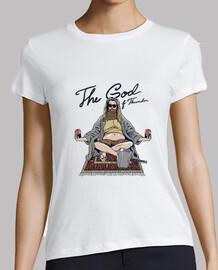 thor lebowski camisa para mujer