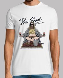 thor lebowski shirt mens