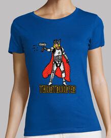 Thortrooper camiseta mujer