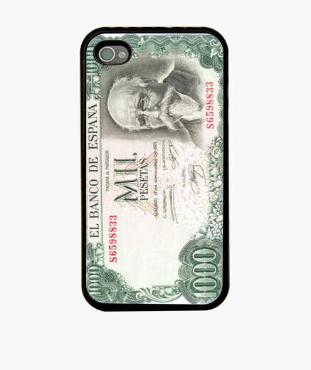 Thousand pesetas iphone cases