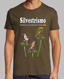 three feathers, goldfinch, pardeillo, verder