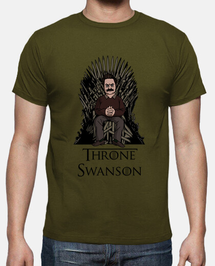 throne swanson