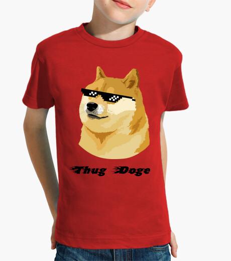 Ropa infantil Thug Doge