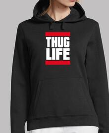 THUG LIFE WHITE