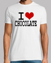ti amo il cioccolato