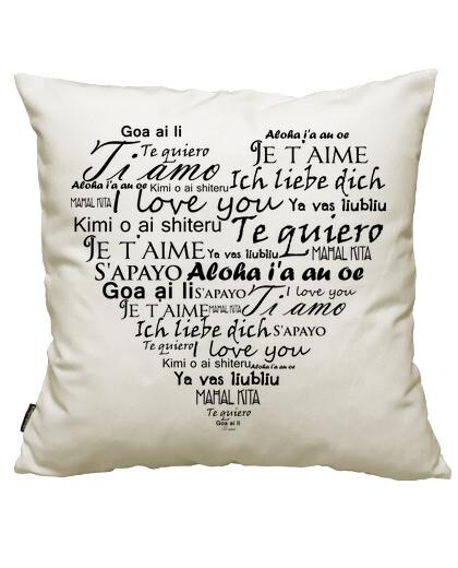 Visualizza Fodere cuscini amore