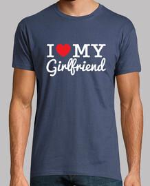 ti amo la mia ragazza (bianco)
