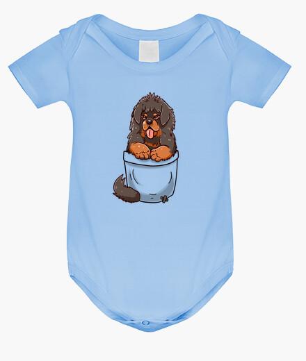 Kinderbekleidung tibetanischer Mastiff-Welpe