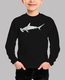 Tiburón martillo body bebe