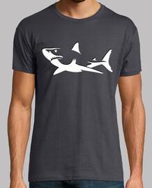 Tiburon Contorno Mezcla