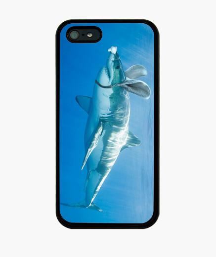 Funda iPhone Tiburón disfrazado de conejito