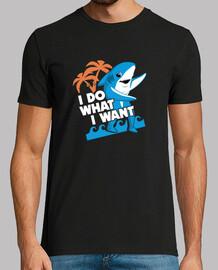 tiburón izquierda hago lo que quiero
