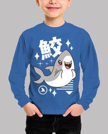 tiburón kawaii