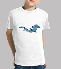 tiburón martillo martillo