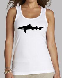 tiburón negro