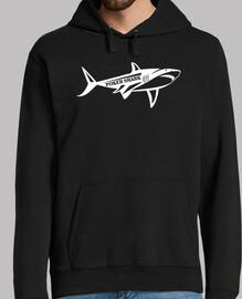 Tiburón Poker Capucha