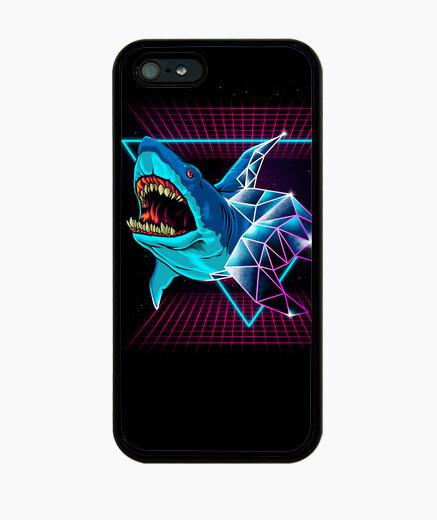 Funda iPhone tiburones 80s