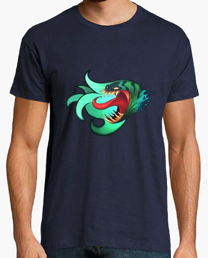 8d32facfc74 tidehunter leviathan dota 2 T-shirt - 1138488