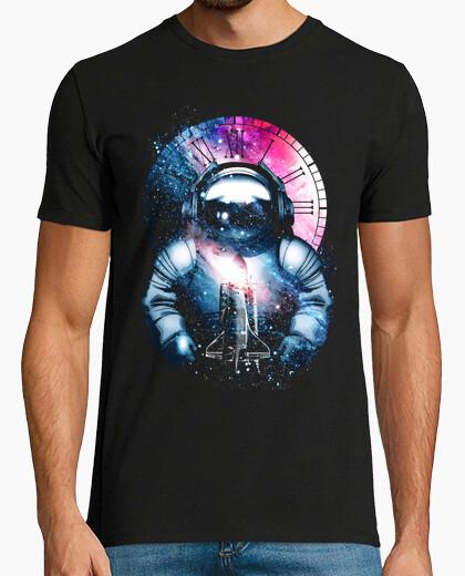 Camiseta tiempo del cosmos