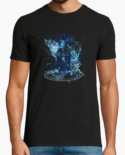 Camiseta tiempo y espacio vórtice