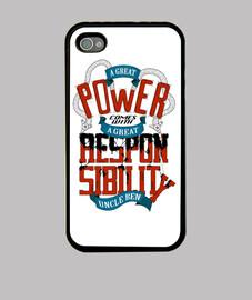 tiene un gran poder viene con un iphone 4 grandes respons