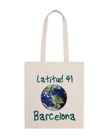 Tierra Barcelona Latitud 41