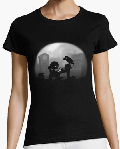 Camiseta tierra de misterios