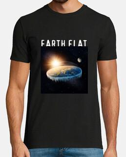 tierra plana t shirt