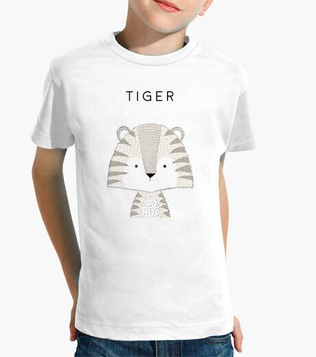 Ropa infantil Tiger