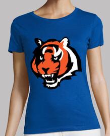 Tiger - Mujer, tirantes, rojo