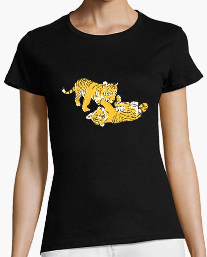 Camiseta tiger el tigre que te come