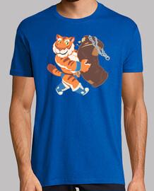 Tiger gym camiseta 2