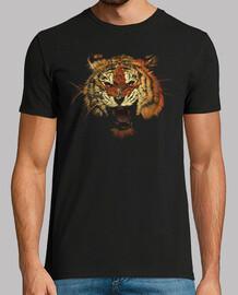tiger roar color