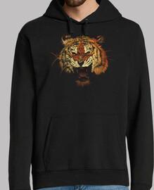tiger ruggito colore