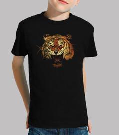 tiger ruggito colori