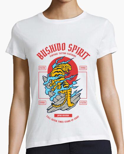 Camiseta Tiger Spirit