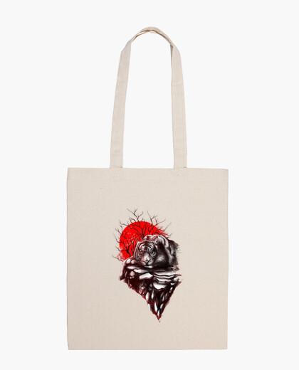 Tiger territory bag