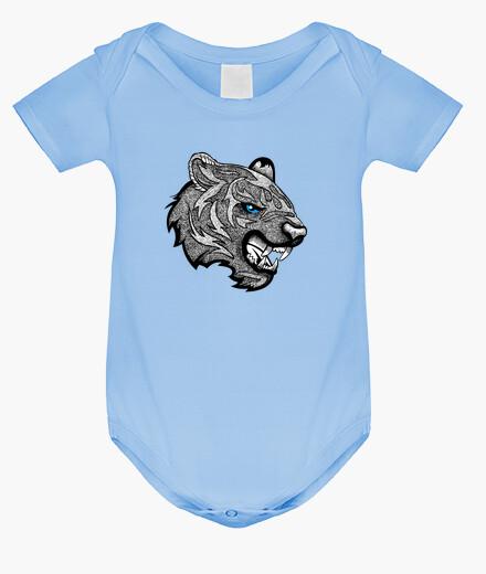Ropa infantil tigre