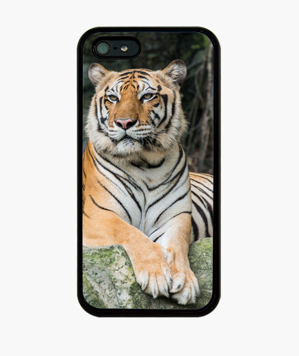 Cover iPhone tigre