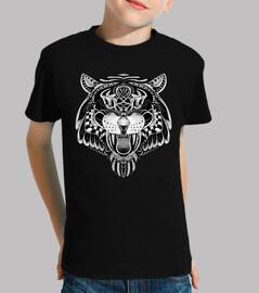 tigre adornado