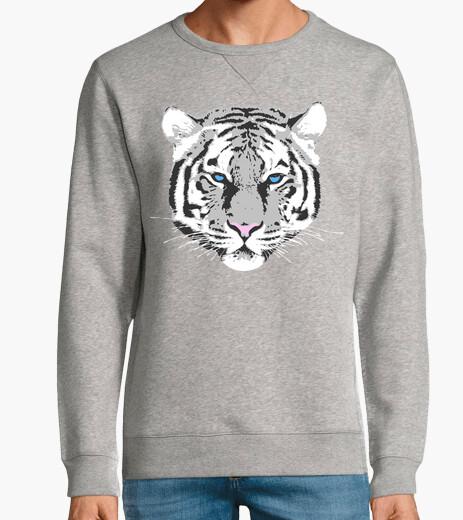 Sweat tigre blanc