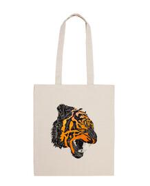 tigre bolsa rugido 1