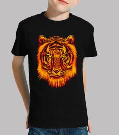 tigre del fuego