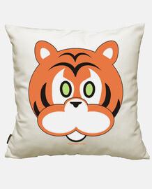 tigre felice