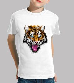 tigre feroce