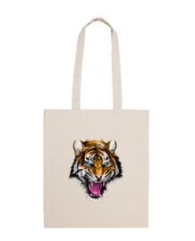 tigre féroce