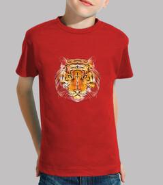 tigre ornamental