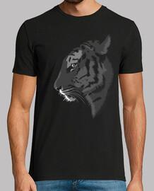 Tigre perfil